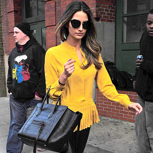 Celebrities Love Cèline Luggage Totes