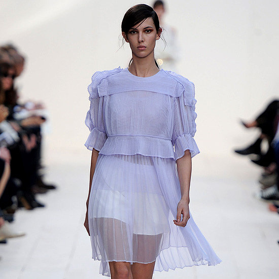 Best Lavender Clothing For Spring 2013