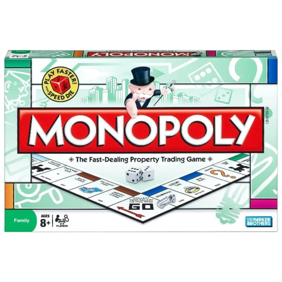 New Monopoly Piece Announced