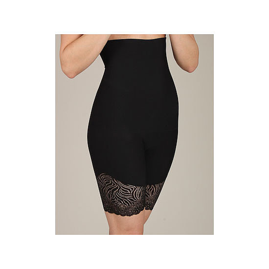 OK, don't laugh. These short-cum-Bridget-Jones-style briefs are kinda amazing. When you want a totally seamless line under a flimsy frock, but also want a bit of support (read: non-wobbly thighs) these are a non-negotiable. — Ali, FabSugar editor Support shorts, approx $76, Simone Perele at Nancy Meyer