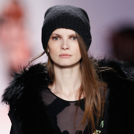 BCBG Max Azria Hair and Makeup | Fashion Week Fall 2013