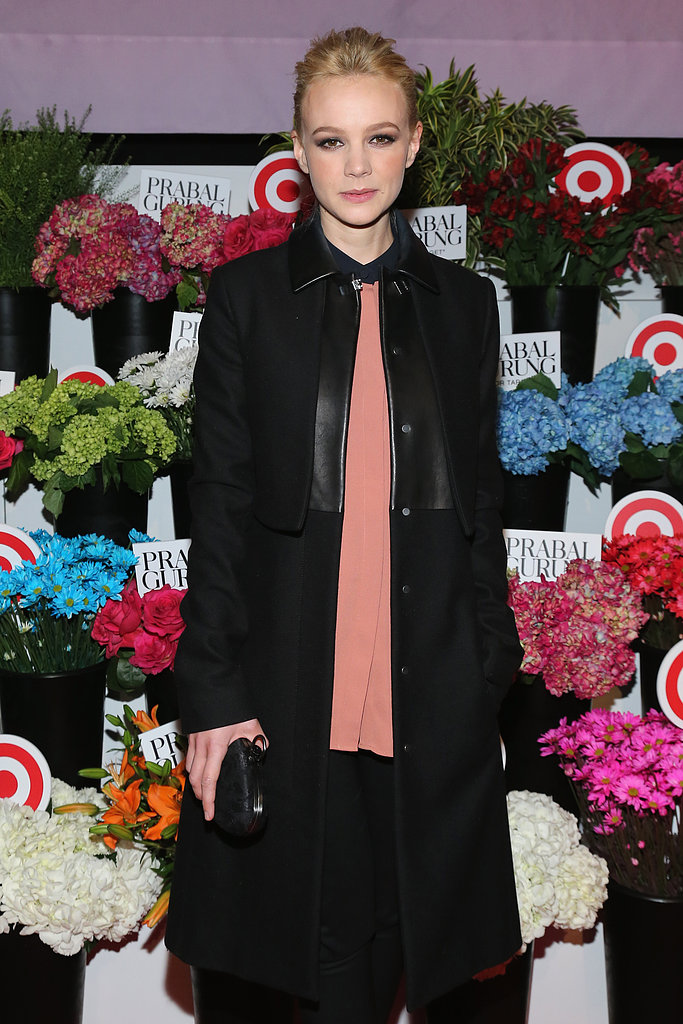 Carey Mulligan attended the the Prabal Gurung for Target launch in NYC.