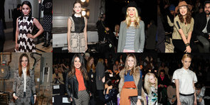 Stylish Stars Continue to Take Over NYFW's Front Rows