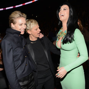 Celebrities Inside the Grammys 2013 | Pictures