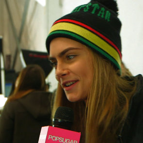 Star of NYFW, Cara Delevingne on Her Off-Duty Model Style