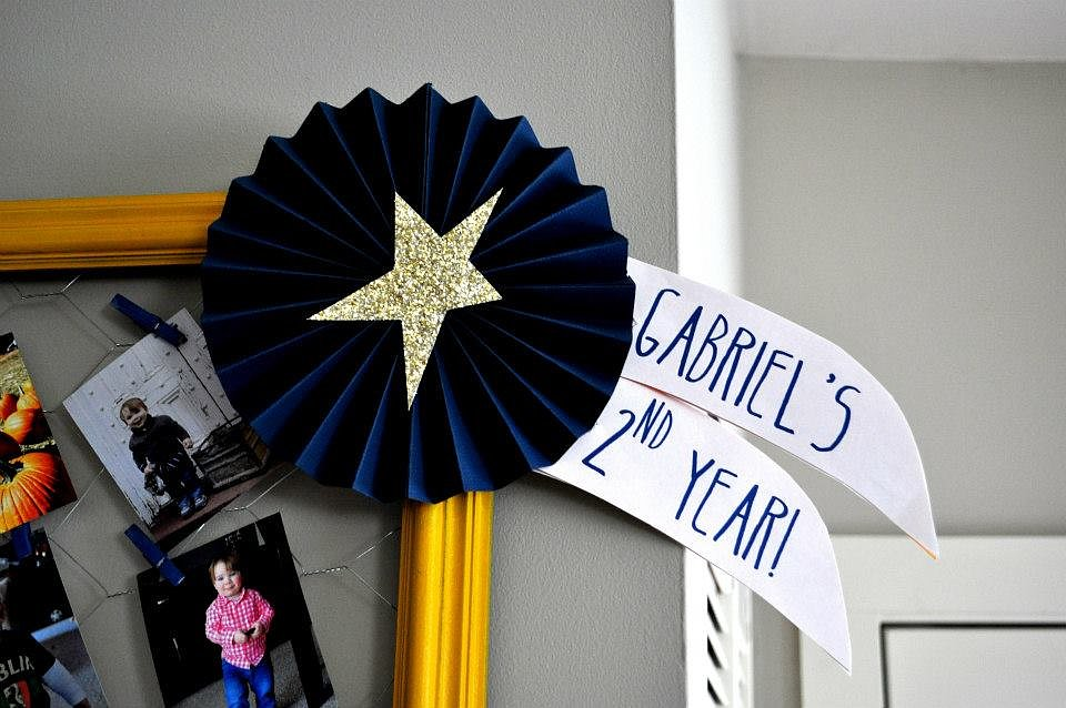 Gabriel's Second Year