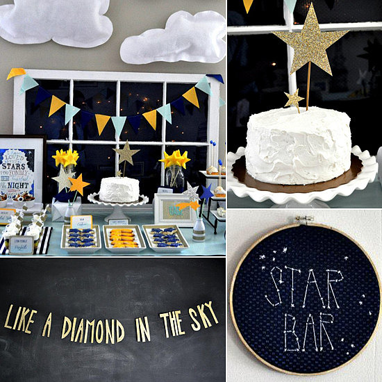 Twinkle, Twinkle, Little Star! A Celestial Second Birthday Party