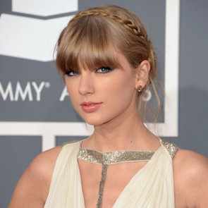 Celebrities at the 2013 Grammy Awards