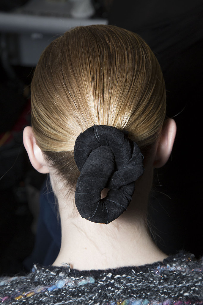 The Hair at Monique Lhuillier, New York