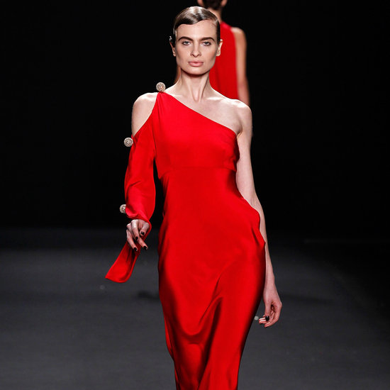 Naeem Khan's Fall '13 Gowns Were Made For Hollywood Royalty