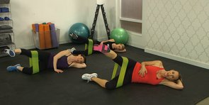 10 Minutes to Tone: Supermodel Butt-Sculpting Workout