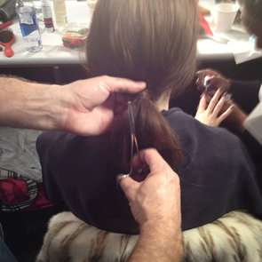 Milly Hair and Makeup | Fashion Week Fall 2013