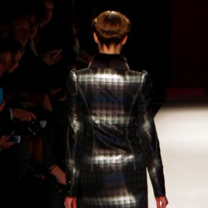 Video of Carolina Herrera 2013 Fall New York Fashion Week