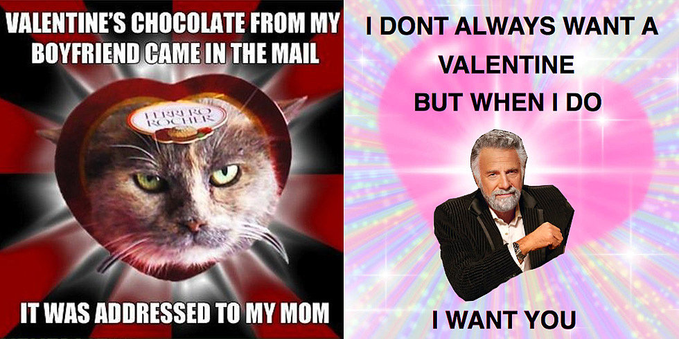 14 Perfectly Sarcastic Expressions of Valentine's Day Torture
