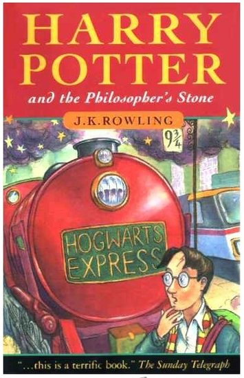 Harry Potter and the Philosopher's Stone, UK