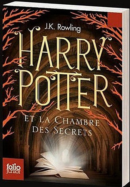 Harry potter book cover art popsugar love sex - Harry potter et la chambre des secrets streaming hd ...
