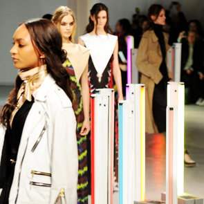 Pictures & Review Rodarte Fall New York fashion week show