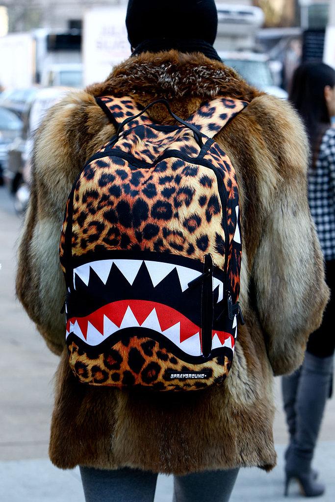 The monster of all backpacks.