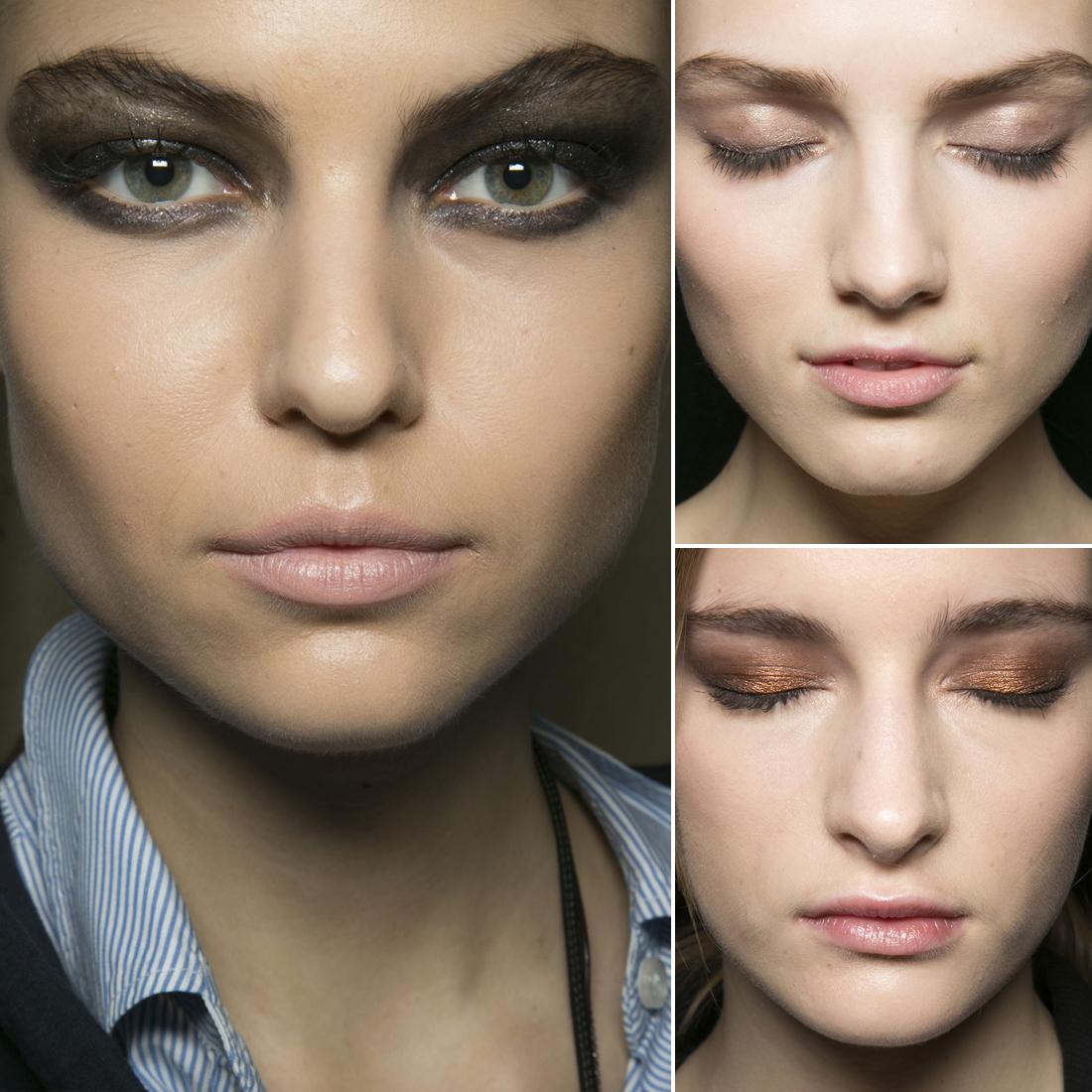 Trend: Metallic Eye Shadows