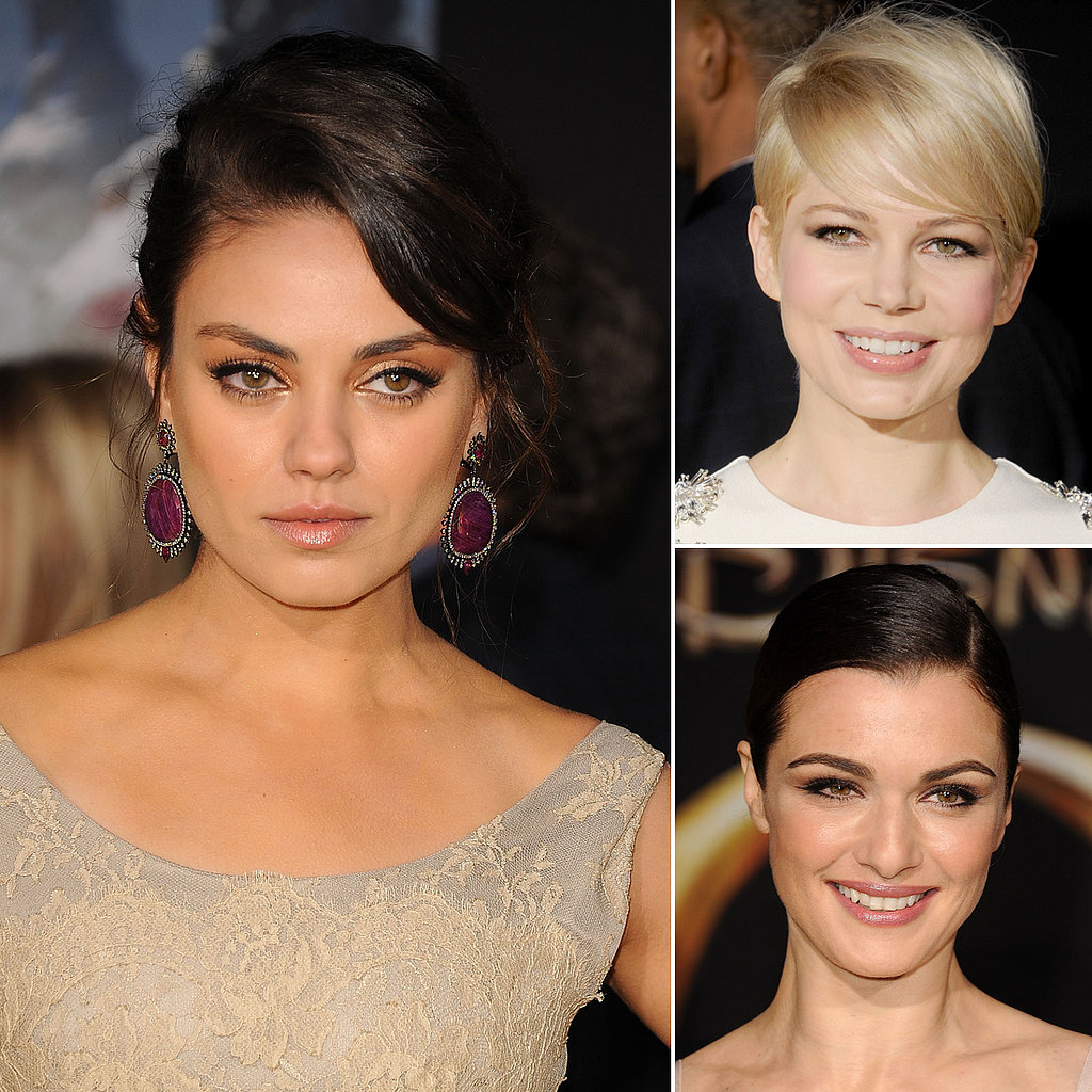 The Oz Stars Show Off Their Great Hair and Makeup at the LA Premiere