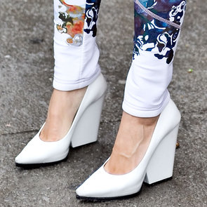 Street Style Shoes at Fashion Week | Fall 2013