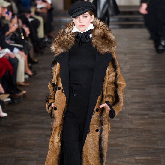 Ralph Lauren Runway | Fashion Week Fall 2013 Photos