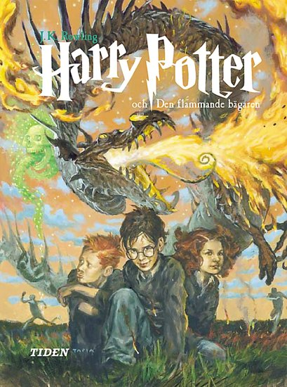 Harry Potter and the Goblet of Fire, Sweden