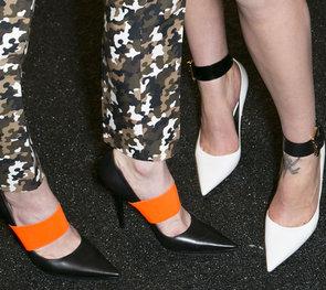 Best Fall 2013 Shoes   New York Fashion Week Runways