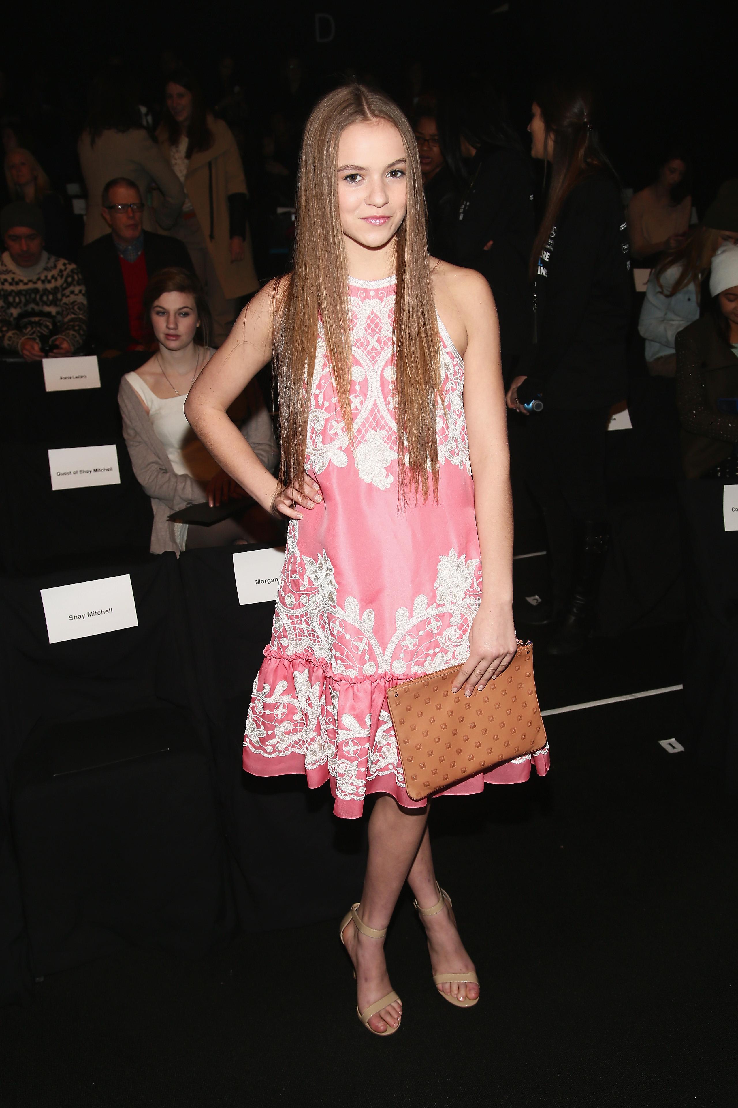 Morgan Saylor   This Week's Best Dressed   POPSUGAR Fashion