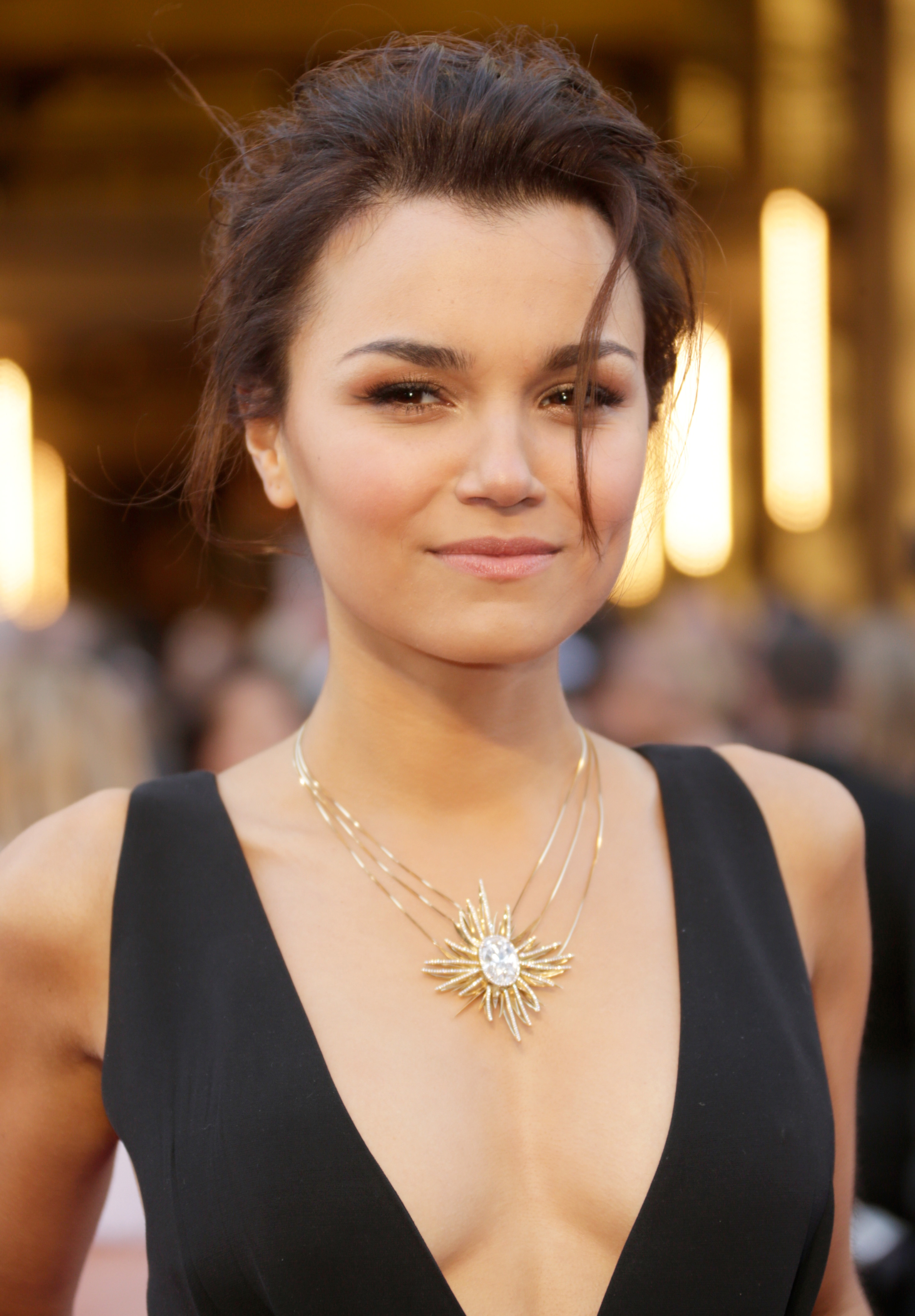 Samantha Barks Nude Photos 92