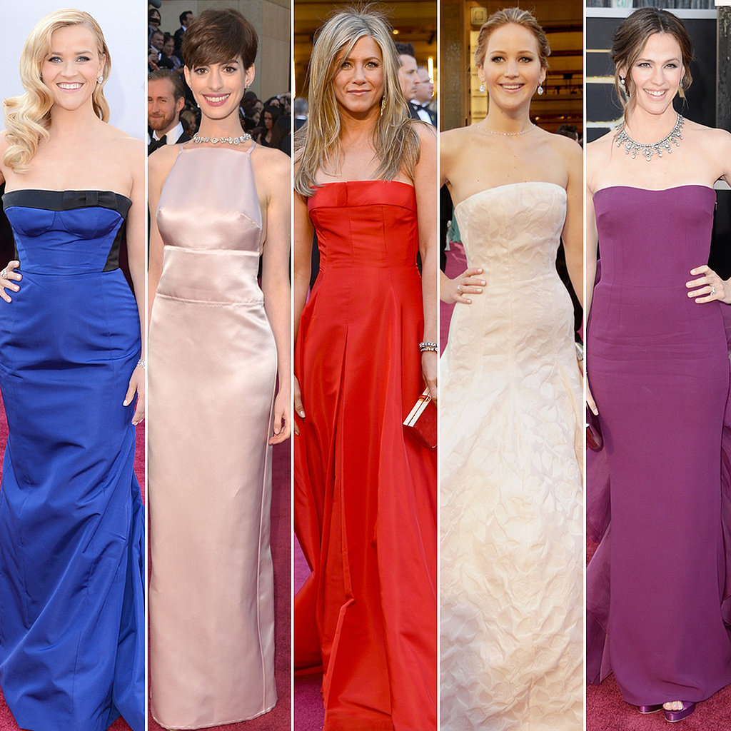 oscars red carpet 2013 pictures popsugar celebrity
