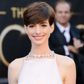Anne Hathaway Backstage Quotes Oscars 2013