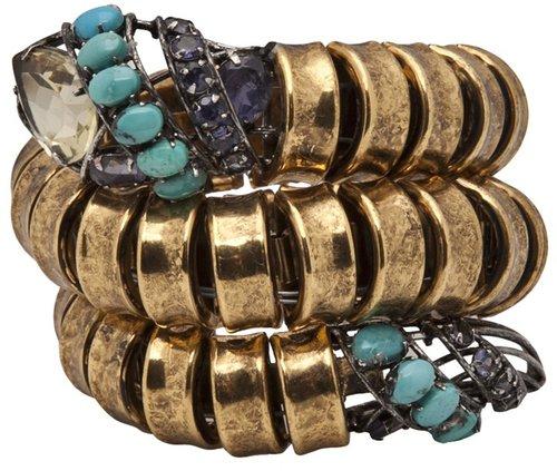 Iradj Moini Snake bracelet