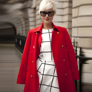Street Style From London Fashion Week   Fall 2013 Pictures
