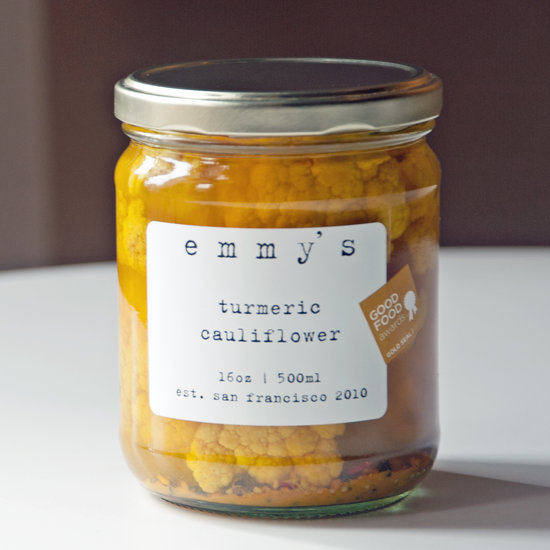 Emmy's Pickled Turmeric Cauliflower Review