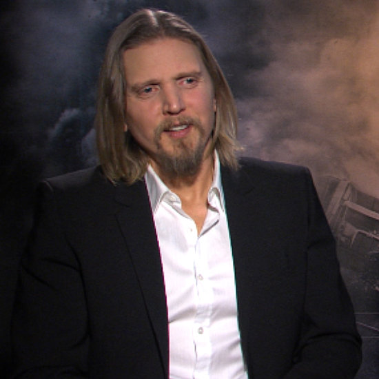 Barry Pepper Interview About Snitch   Video