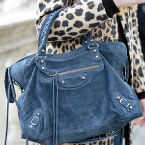 London Fashion Week Street Style Shoes and Bags