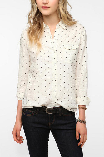 BDG Oxford Boyfriend Shirt