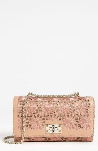 Valentino 'Small' Lace Bag