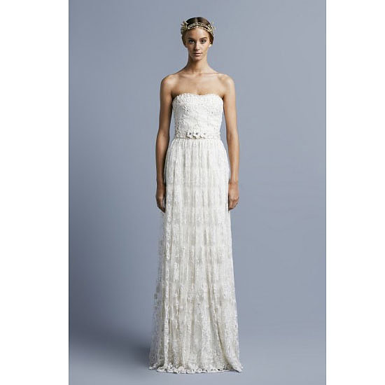 Dress, $5,290, Collette Dinnigan