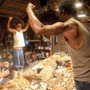 Food Scenes in Oscar Movies 2013