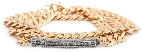 Gold Chain Wrap