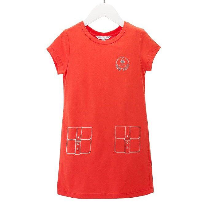 Little Hearts Cotton Dress ($74-79)