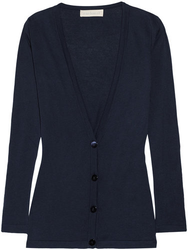 Cacharel Cotton-jersey cardigan
