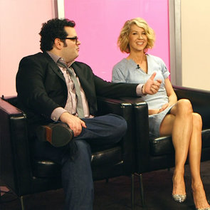 Jenna Elfman and Josh Gad 1600 Penn Interview | Video