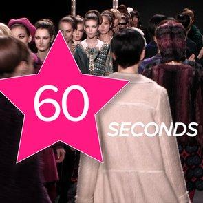 Best Fashion Week Moments (Video)