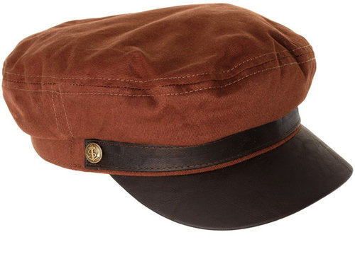 Brixton Hats Fiddler Nautical Cap