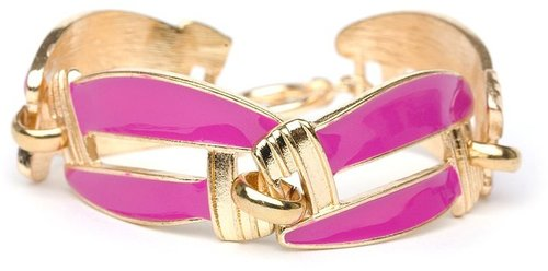 Pink Twin Bracelet
