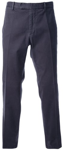 Ralph Lauren Blue Preppy Chino trouser