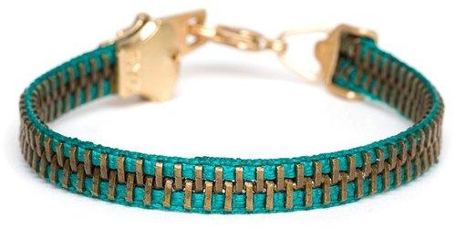 Rainbow Zip It Bracelet